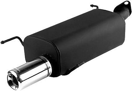 Sport Escape 127 – 103/07 – 2 caja trasera silenciador silenciador: Amazon.es: Coche y moto