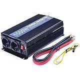 Spannungswandler Ladegeräten 1500 3000W Inverter Welchselrichter 12V auf 220V