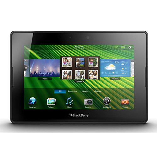 BlackBerry PRD-41431-002 Playbook 32GB Tablet PC w/5MP Camera - Black (Certified Refurbished) by BlackBerry