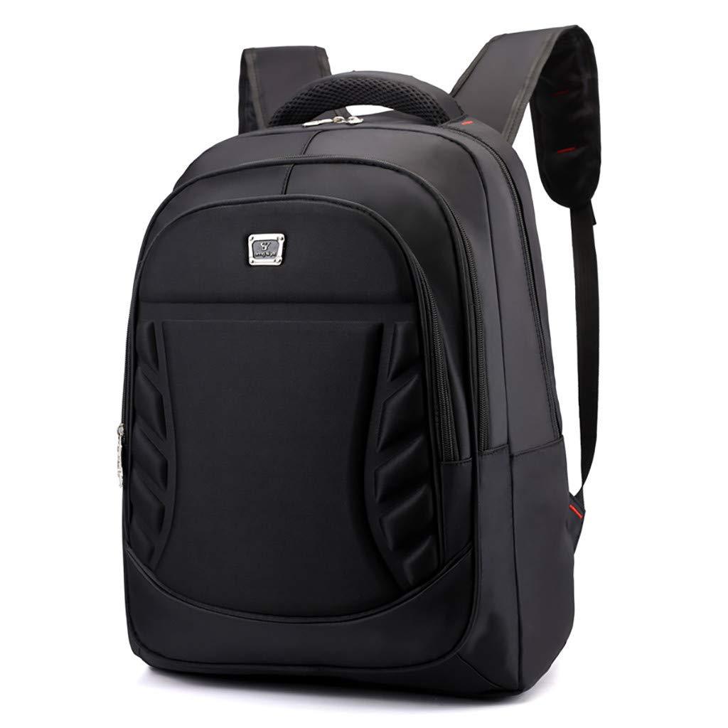 Ganenn New Outdoor Business Laptop Backpack School College Computer Bag Travel Backpack for Women & Men (B)
