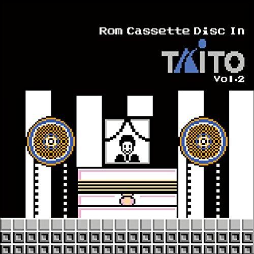 Rom Cassette Disc In TAITO Vol.2の商品画像