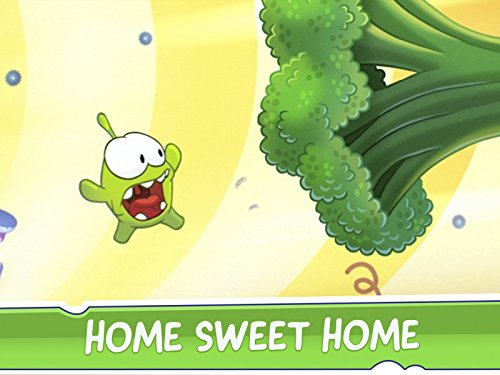 Cut The Rope Om Nom Stories Halloween - Home Sweet