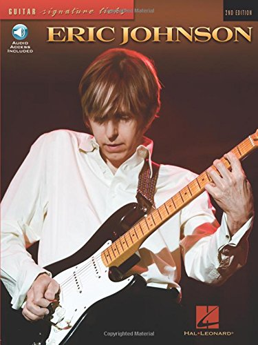 - Eric Johnson (Guitar Signature Licks)