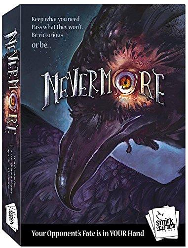 Smirk & Dagger Nevermore Card Game by Smirk & Dagger