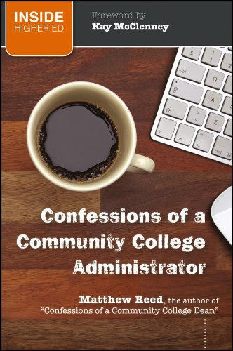 Download Confessions of a Community College Administrator Pdf