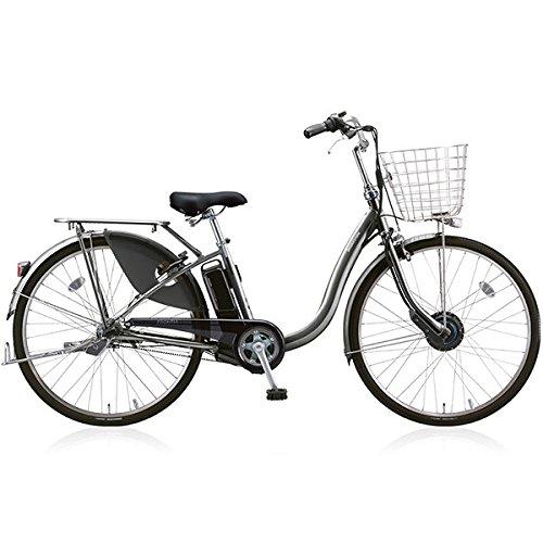 BRIDGESTONE(ブリヂストン) 18年モデル フロンティアロイヤル F4RB48 24インチ 電動アシスト自転車 専用充電器付 B076SBB1VW M.スパークルシルバー M.スパークルシルバー