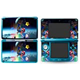 Best BR Man Decals - MARIO GALAXY B Design Nintendo 3DS Vinyl Skin Review