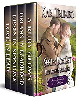 Seven Brides of South Dakota Series 1-3 (Seven Brides of South Dakota Box Set Book 1) by [Trumbo, Kari]