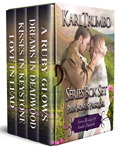 - Seven Brides of South Dakota Series 1-3 (Seven Brides of South Dakota Box Set Book 1)