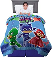 "Franco Kids Bedding Super Soft Reversible Comforter, Twin/Full Size 72"" x 86"""