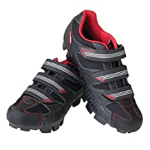 Diamondback Men's Overdrive Clipless Mountain Cycling Shoe, Size 45 EU/11-11.5 US