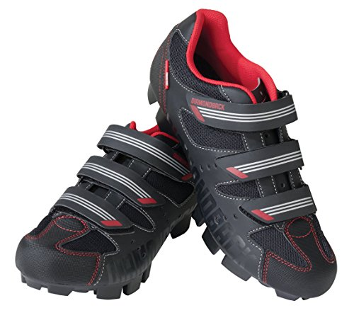 (Diamondback Men's Overdrive Clipless Mountain Cycling Shoe, Size 46 EU/12 US)