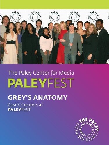 Greys Anatomy  Cast   Creators Live At The Paley Center