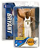 "McFarlane Toys 6"" NBA Series 11 - Kobe Bryant 4 White Jersey"