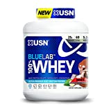 USN BlueLab 100 Percent Whey, 4.5 Pounds, Wheytella Review