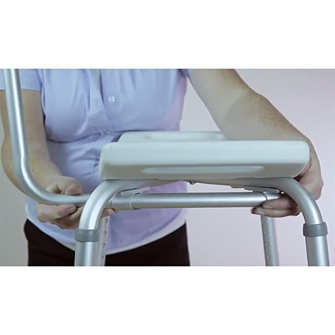 NRS Healthcare Economy Shower Chair L97792 (Eligible for VAT relief ...