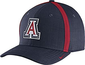 312bf1e2 ... coupon code for nike mens arizona wildcats navy aerobill football  sideline coaches classic99 hat onesize 0ff54