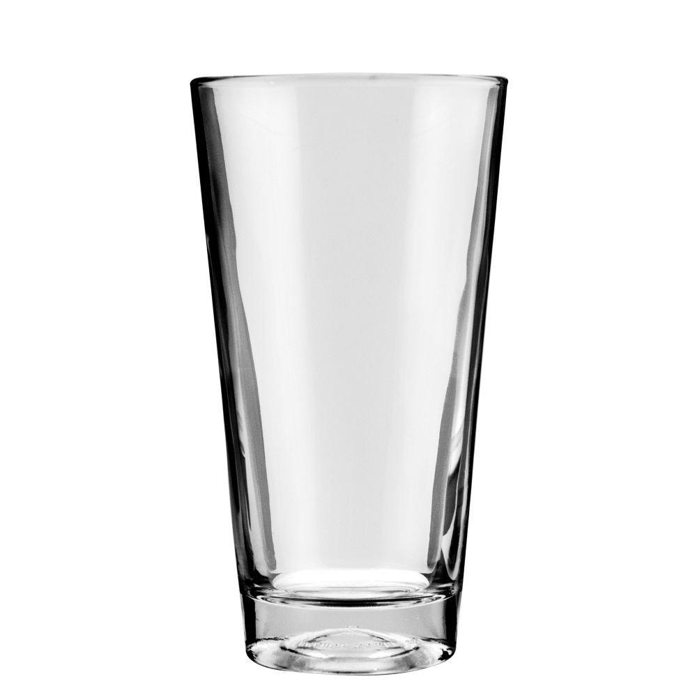 Anchor Hocking 77420 Rim Tempered 20 oz Mixing Glass - 24 / CS