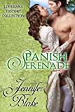 Front cover for the book Spanish Serenade by Jennifer Blake