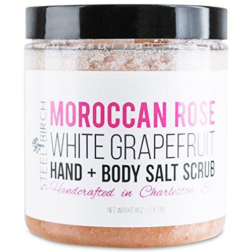 Epsom Salt Hand Scrub - 6