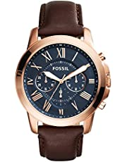 FOSSIL OUTLET Men's Wrist Watches FS5068IE
