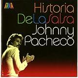 Historia De La Salsa by Johnny Pacheco