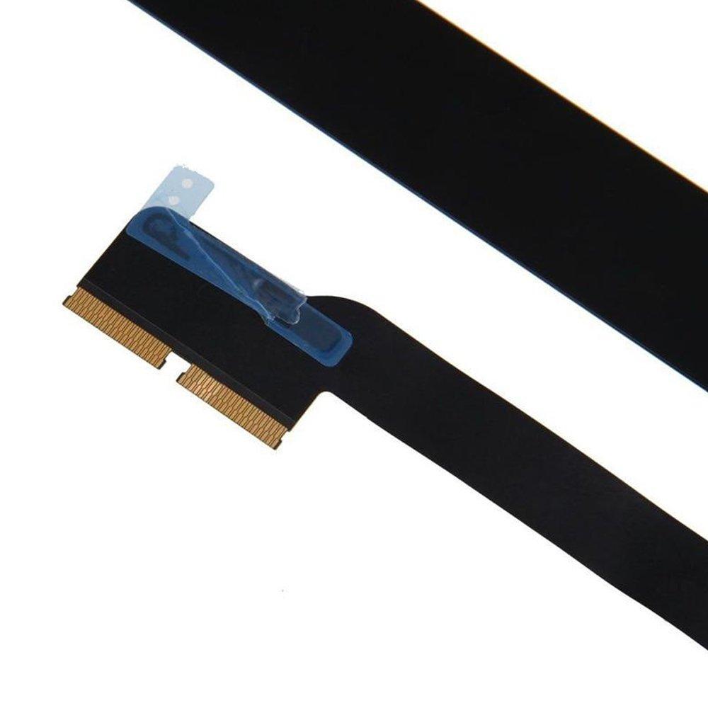 MMOBIEL /Écran Tactile de Rechange Compatible avec iPad 4 Noir 9.7 Pouces avec Kit dOutils Inclus