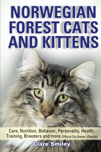 Norwegian Forest  Cats and Kittens  Care, Nutrition, Behavior, Personality, Health, Training, Breeders and (Cat Breeders)