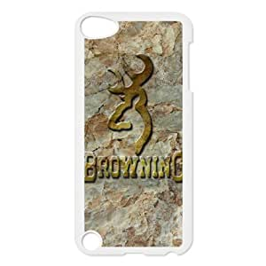 Ipod Touch 5 Cell Phone Case Browning Logo Case Cover PP8P298904