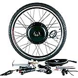 Murtisol Electric E-Bike 26'' Front Wheel/Rear Wheel Bicycle Motor Conversion Kit