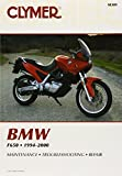 BMW F650 1994-2000 (CLYMER MOTORCYCLE REPAIR)