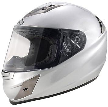 ZOX Odyssey RN2 brillante plata LG casco por ZOX