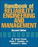 img - for Handbook of Reliability Engineering and Management 2/E (Mechanical Engineering) book / textbook / text book