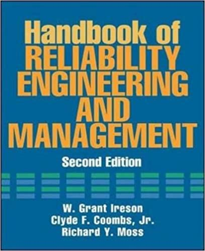 Reliability Engineering Pdf