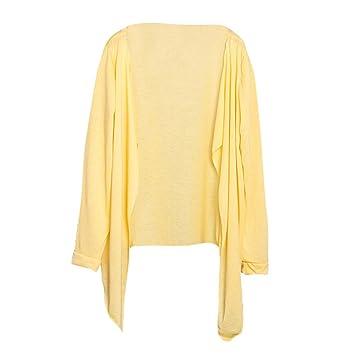 1418271efaea6 LSAltd Femmes Long Mince Cardigan Modal Sun Protection Vêtements Tops Femme  Transparent à Manches Longues climatisation