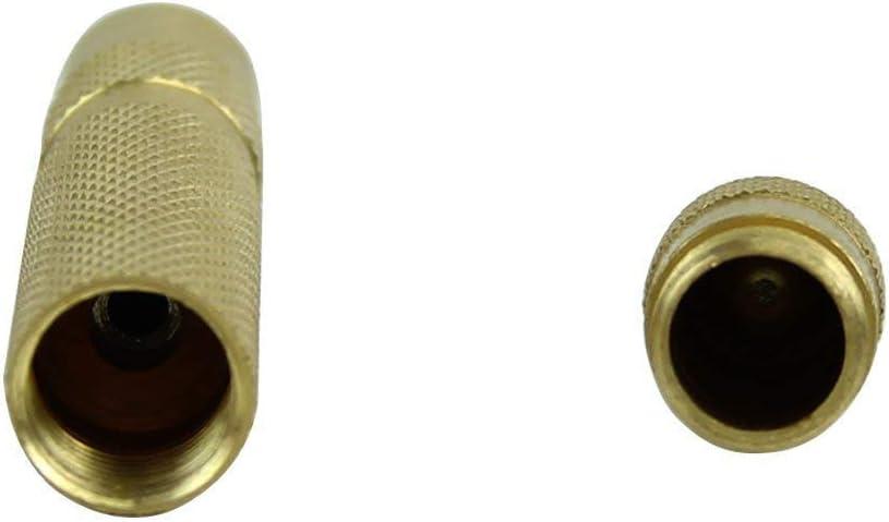 PoeHXtyy Broche Centre automatique punch haute duret/é poin/çon ressort /à vis de marque auto outil de trou de d/épart