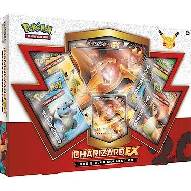 TCG-Charizard-EX-Collection-Card-Game-RedBlue-Discontinued-by-manufacturer