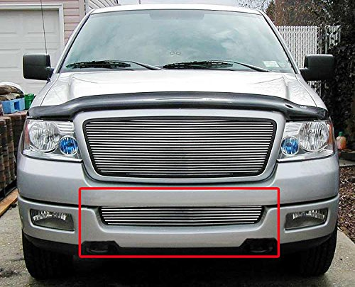 ZMAUTOPARTS Ford F150 F150 Pickup Front Bumper Lower Billet Grille Grill Insert New (Lower Grill Insert)