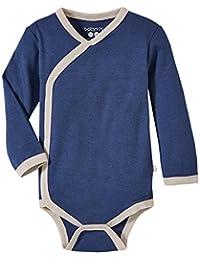 Babysoy Unisex-Baby Eco Essential Kimono Bodysuit