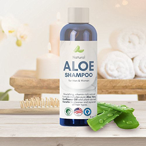 Honeydew Products Aloe Vera Shampoo With Sunflower