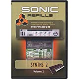 Sonic Reality Reason 3 Refills Vol. 02: Synths 2