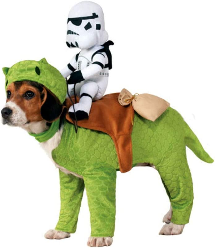 Star Wars Dewback disfraz para mascotas: Amazon.es: Juguetes y juegos