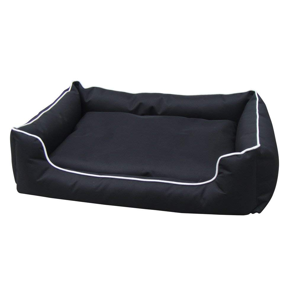 Heavy Duty Dog Bed Waterproof Pet Bed Cat Dog Indoor Outdoor Bed 80cm x 64cm