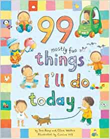 99 things to do book