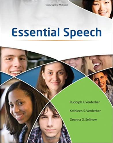 Book Essential Speech (Bpa)