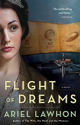 Flight of Dreams: A Novel cover