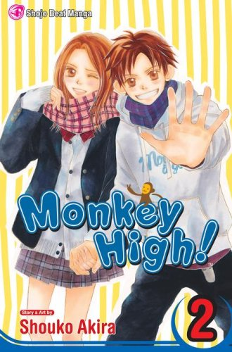 Monkey High!, Vol. 2 pdf epub