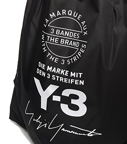 Sconosciuto Y-3 Yohji Yamamoto by Adidas - Backpack - Black CY3499