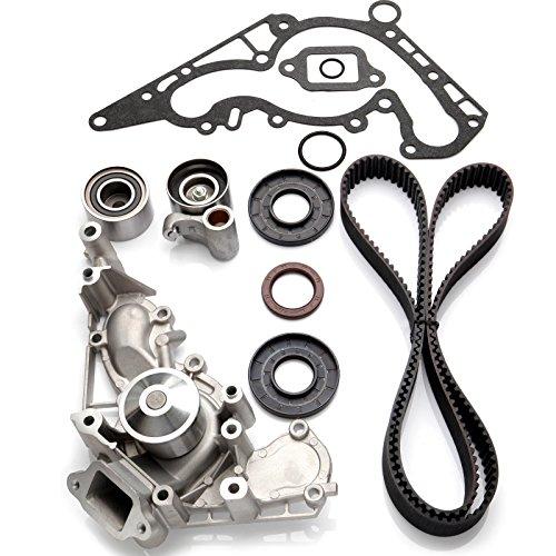 (SCITOO TBK298 Timing Belt Kit Water Pump Fits 98-07 Toyota Lexus 4.7 4.0 1UZFE 2UZFE)