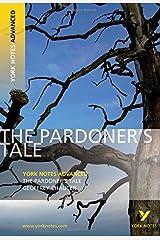 The Pardoner's Tale: York Notes Advanced Paperback